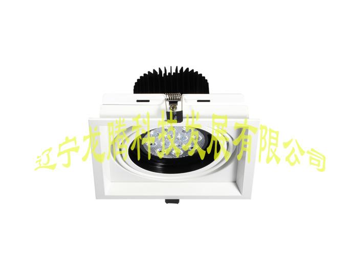 LED格栅灯生产