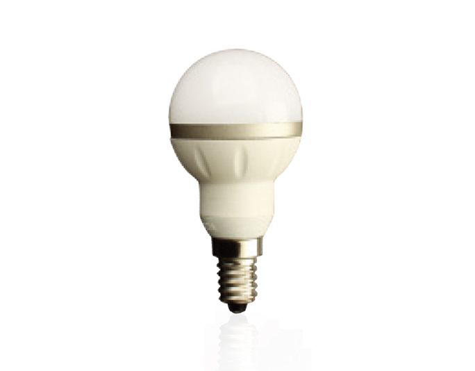 铝壳球泡灯
